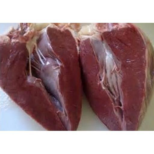 Raw Beef Hearts 1kg