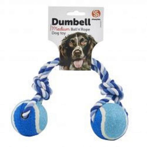 Dumbell Ball n Rope